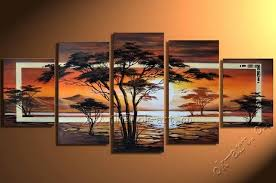 Popular Home Decoration Wall Art Painting AfricanBuy Cheap Home - Wall paintings for home decoration