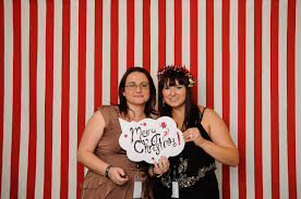 party photo booth the party booth heartfelt and playful wedding family