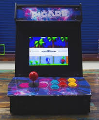 Turn A Coffee Table Into An Awesome Two Player Arcade Cabinet by The Raspberry Pi Has Revolutionized Emulation