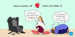 installer siege auto la grande épreuve du siège auto bonjour grossesse