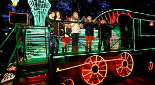 garvan gardens christmas lights 2017 my other favorite place for holiday lights is garvan woodland