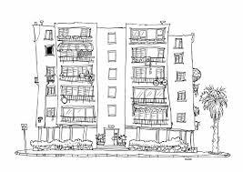 Chrysler Building Floor Plan by Unique Apartment Building Drawing Design Progress Architecture