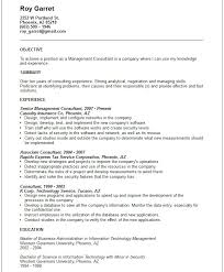 Example Management Resume by Example Management Resume