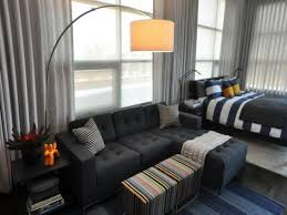 bedroom furniture modern leather sofa leather sleeper sofa