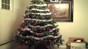 Home Alone Christmas Decorations by Time Lapse Christmas Tree Decorating Youtube