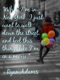 Quotes For New Love by 9 Favorite Quotes About New York City New York Cliché