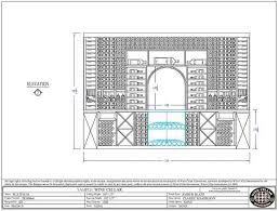 find wine cellar rack plans u0026 wine rack plans here