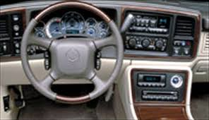 02 cadillac escalade 2002 cadillac escalade road test engine and specifications