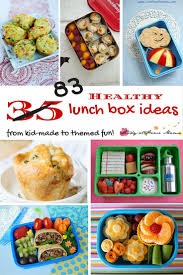 17 best images about lunch box ideas on pinterest fun food for