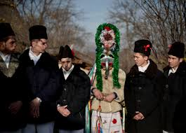 winter traditions on display at bucharest museum