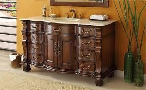 Bathroom Vanity Solid Wood by 60