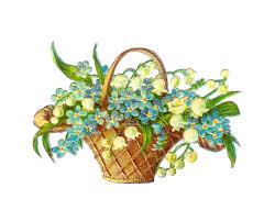 vintage easter baskets vintage easter baskets free clip free clip