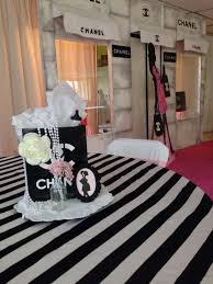 chanel baby shower chanel baby shower baby shower party ideas chanel baby shower