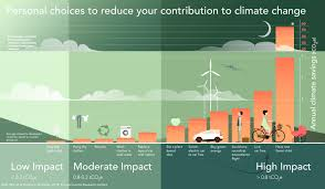 Calculate Your Carbon Footprint Worksheet High Impact Actions