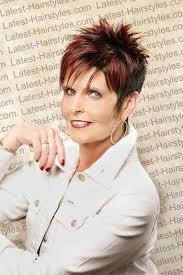 razor cut hairstyle with spiky on top 13 best haircuts images on pinterest hairstyle short pixie cuts