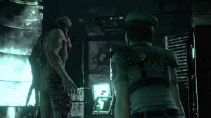 resident evil remake release date new screenshots first pc