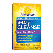cooking light 3 day cleanse 3 day cleanse natural body cleanse renew life