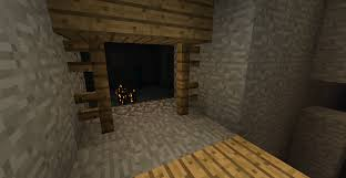 stronghold abandoned mineshaft dungeons and ravines seeds