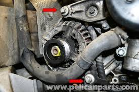 mercedes benz w203 alternator replacement 2001 2007 c230 c280