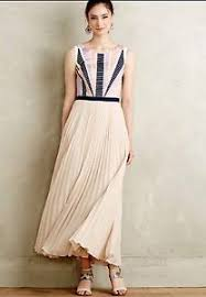 Pierre Dress Anthropologie Anthropologie Dawning Maxi Dress By Maeve Retails 188 00 4 Petite