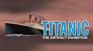 titanic exhibit luxor hotel u0026 casino