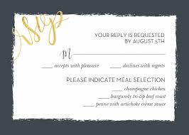 wedding invitations with rsvp cards included wedding rsvp wording and card etiquette shutterfly