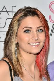 hair styles in paris paris jackson reveals shocking new hair color instyle com