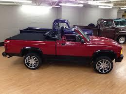 1989 dodge dakota sport convertible 1989 dodge dakota convertible dt auto brokers