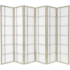 room devider mistana 70 x 84 boyer 6 panel room divider reviews wayfair