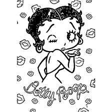 betty boop halloween emejing betty boop coloring pages print photos coloring page