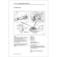 mercedes benz service manual v 8 engine m119