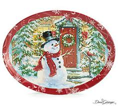 happy everything platter wholesale wholesale christmas gifts decor christmas supplies