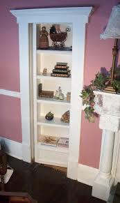 secret bookcase door plans hidden bookcase plans hidden door