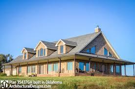 plan 35437gh fabulous wrap around porch porch dream house
