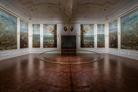 Winter Palace Floor Plan by Olafur Eliasson Baro U2022 Exhibition U2022 Studio Olafur Eliasson