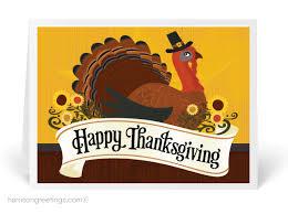 traditional turkey thanksgiving card tg61 harrison greetings