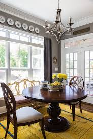 Yellow Dining Room Ideas Pleasing 70 Grey Yellow Dining Room Ideas Inspiration Of Best 25