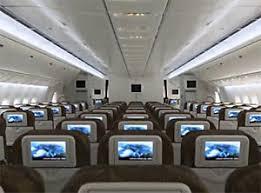 Boeing 777 Interior Apex 2013 Garuda Indonesia Launches Flights With Panasonic