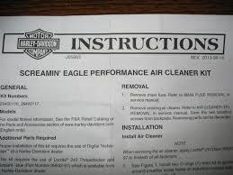 screamin u0027 eagle chisel extreme billet air cleaner harley