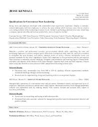Loss Prevention Resume Cover Letter For After Program Choice Image Cover Letter Cover
