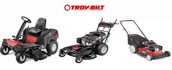 the best troy bilt lawn mowers for 2017 reviews