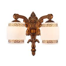 solid column shaped wall mount wall light fixture for bedroom