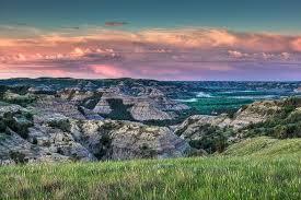 North Dakota landscapes images Little missouri valley theodore roosevelt national park north jpg