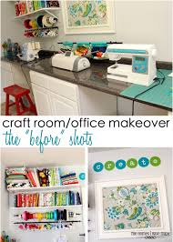 my summer project a craft room office makeover the homes i