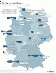 größte stadt deutschlands fläche bevölkerung nach ländern bpb
