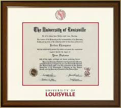 14x17 diploma frame of louisville diploma frames church hill classics