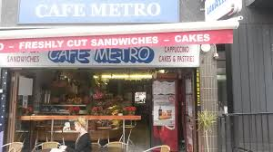 review cafe metro archway london cafe review