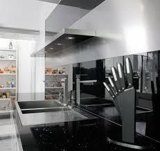 Kitchen Design Black And White Black And White Kitchen Design Pictures Home Design