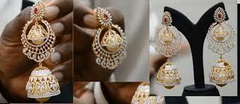 buttalu earrings beautiful detachable ear rings buttalu designs