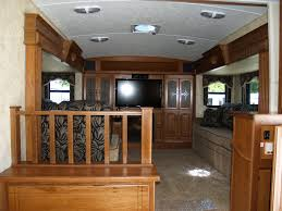 5th wheel with living room in front livingroom gallery of luxury by design fifth wheel used trailers